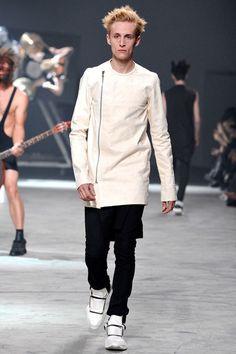 rick owens spring 2014 menswear 03 Rick Owens   Spring/Summer 2014 Menswear Collection