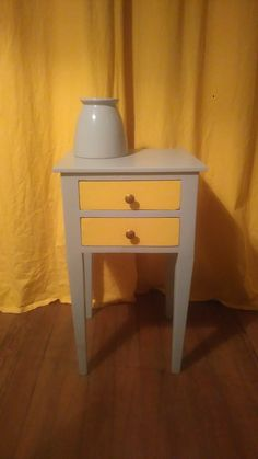 Rénovation d'un chevet Nightstand, Vintage, Table, Furniture, Home Decor, Decoration Home, Room Decor, Night Stand, Tables