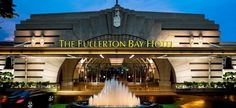 The Fullerton Hotel Singapore is a business-friendly hotel located in Singapore's Financial District neighborhood,