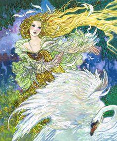 The Barefoot Book of Ballet Stories by Jane Yolen and Rebecca Guay Illustrators, Ballet, Fantasy Fairy, Fine Art, Illustration, Ballet Books, Fairytale Illustration, Childrens Art, Fine Art Prints