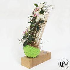 aranjament floral MARTIE, cu orhidee galbena _ yauconcept _ elenatoader (2)