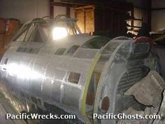 Frankie I back home, but still awaiting restoration in Arizona.  I hope to one day make a visit there to see the P-47D, SN 42-8130, that my father worked on during WWII.