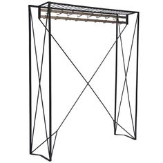 Shop coat racks and stands and other antique and vintage collectibles from the world's best furniture dealers. Vintage Coat Rack, Coat Stands, Cool Furniture, 1950s, Sculpture, Antiques, Table, Home Decor, Hangers