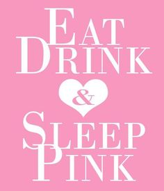 Pink Obsession | We Heart It