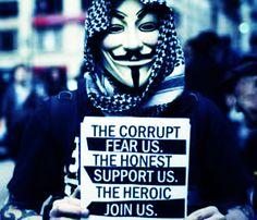We are legion...
