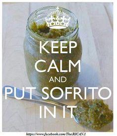 Put Sofrito in it!!