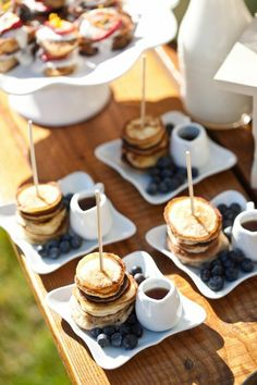 Let's Go To Brunch, More from my Tasty party appetizers! – Healthy lifestyle 18 Tasty part…Super Wedding Reception Food Breakfast 36 IdeasBreakfast Weddings Are the BestWedding food breakfast mini pancakes 69 IdeasHam Swiss Croissant Bake Wedding Snacks, Snacks Für Party, Party Desserts, Easy Wedding Food, Wedding Food Bars, Wedding Desserts, Wedding Catering, Wedding Receptions, Wedding Gifts