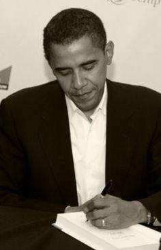 Barack Obama. Same birthday as Me. August 4.