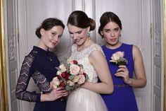 Royal Wedding Look <3 Beauty Must-Haves for Royal Brides: https://www.flaconi.de/royal-wedding-look-braut/?som=pinterest.post.flaconi_wedding_170627.