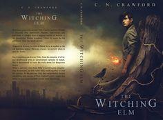 The Witching Elm / BOOK COVER by Carlos-Quevedo.deviantart.com on @DeviantArt