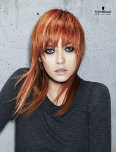 Electric Youth (Medium). Essential Looks Spring-Summer 2013. Schwarzkopf Professional.