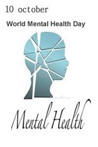October 10 is World Mental Health Day and the World Health Organization (WHO) has declared the 2014 focus to be schizophrenia. The people at the William Glasser Mental Health Awareness Day, Mental Health Day, National Boyfriend Day, Positive Psychology, October 10, Psychiatry, Neuroscience, Mindfulness, Happiness