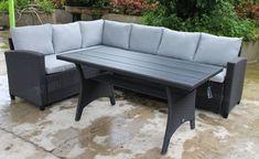 brentwood - Antnäs Möbler Outdoor Sofa, Outdoor Furniture Sets, Outdoor Decor, Em Home, Home Decor, Decoration Home, Room Decor, Home Interior Design, Home Decoration