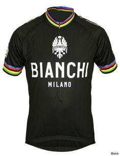 Jersey Bianchi World champ