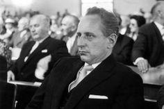 Harald Quandt, fils de Magda Goebbles