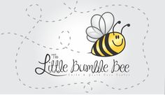 The Little Bumble Bee Logo 2 by ~sagemgold123 on deviantART
