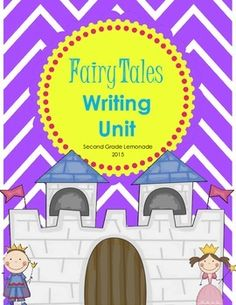 This is a 15 day unit that teaches the basic elements of a fairy tale story. This unit provides different writing prompts to rewrite classic fairy tales and several different brainstorming sheets and writing paper for students to write their own fairy tale stories!