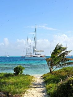 Sailing - Tobago Cays, Grenadines