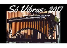 """Festival de vibrafones onde vários instrumentistas farão uma apresentação, cada um com sua """"leitura"""" e estilo."""