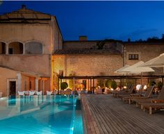 Son Brull Hotel & Spa Mallorca Spain http://www.mediteranique.com/hotels-spain/mallorca/son-brull-hotel-spa/