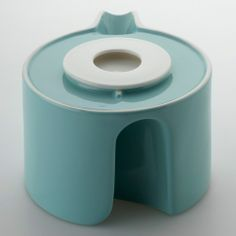 1.5L Teapot - 80eur 599dkk  #bleu #porcelaine #industriel