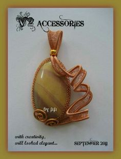 Wire Jewelry @  2011