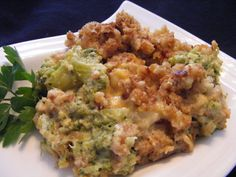 Cheez It Broccoli Casserole Recipe - Food.com