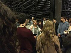 Visita de los alumnos del Basque Culinary Center a nuestra bodega con motivo del inicio del tercer #RetoAzpilicueta Wine, Wine Cellars, Recipes