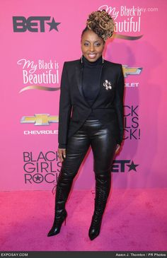 Ledisi at Black Girls Rock 2013