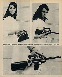 Emergency handbag