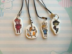 Adventure Time Fionna and Cake Genderbend SET Phonestraps Cell Phone Charms. $10.00, via Etsy. Adventure Time Quotes, Adventure Time Cakes, Finn The Human, Jake The Dogs, Charms, Nerd, Etsy, Phone, Christmas