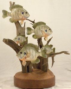 School's Out  Hand Carved Sculpture by DGreenCreations on Etsy, $700.00