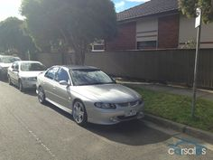 2001 Holden Commodore VX II SS