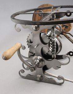 Fine 18th Century Style Roasting Jack