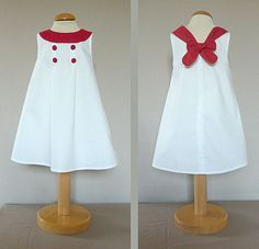 Love sailor suits!