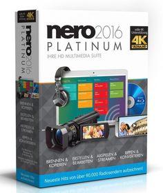 Nero 2016 Platinum Crack Serial Number Download