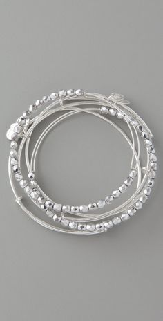 Alex and Ani Rock Candy Bracelet Set | SHOPBOP