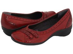 I really want these... Hush Puppies Burlesque Dark Brown Leather - Zappos.com Free Shipping BOTH Ways - $80