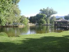 Bishop, California... The park.