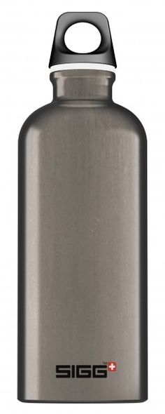 SIGG Bottles - 0.6L Smoked Pearl Classic Traveller