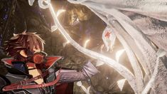 Experience the power of blood and dive into the destructive world of Code Vein on Xbox One. With stunningly dark anime visuals and a connected dungeon experienc The Revenant, Dark Anime, Dark Souls, Xbox One, The Past, Survival, Things To Come, Coding, Adventure