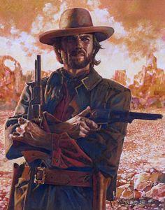"""The Outlaw Josey Wales"" by Mummyscurse.deviantart.com on @deviantART"