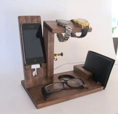 Hey, I found this really awesome Etsy listing at https://www.etsy.com/listing/209802364/iphone-dock-iphone-docking-valet-iphone