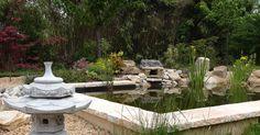 Rebeyrol créateur de jardins, aménagement de jardins limoges, bassin