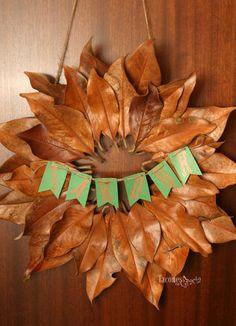 Beautiful Thanksgiving decoration ideas