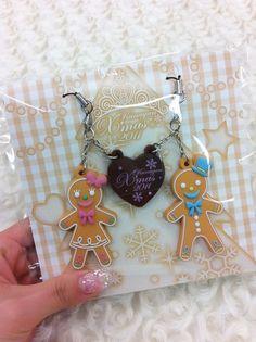 Gingerbread men;)
