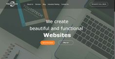 We do web and mobile development. We do websites in wordpress, magento, joomla. We do android and ios apps.