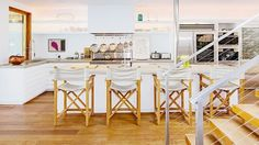 Breakfast with Kate Moss*: dream home