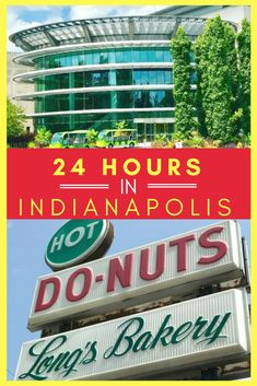 Indianapolis: 24 Hou