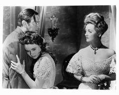 Herbert Marshall, Teresa Wright and Bette Davis in The Little Foxes (1941)
